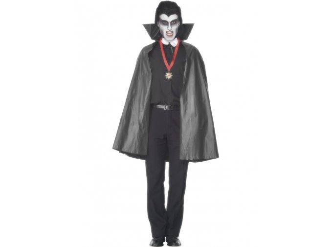 9232 plášť halloween