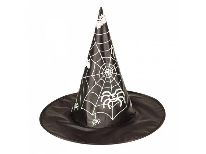96952 Čarodějnický klobouk s potiskem
