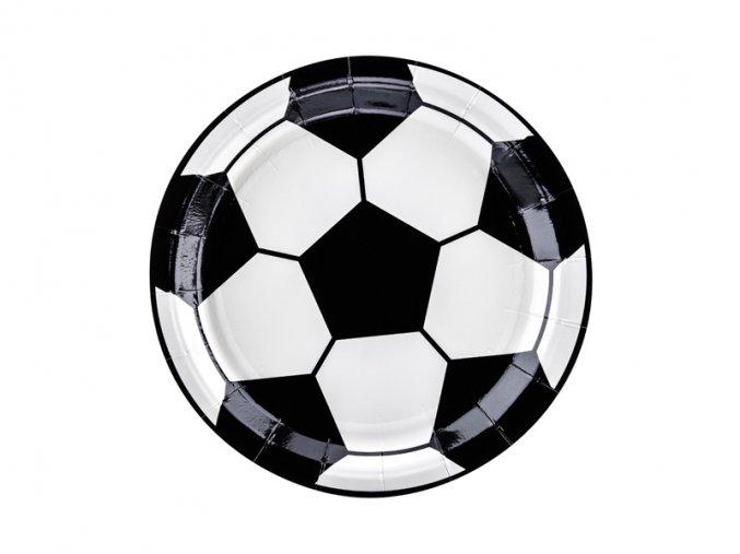 talerzyki papierowe kokliko football party rozm