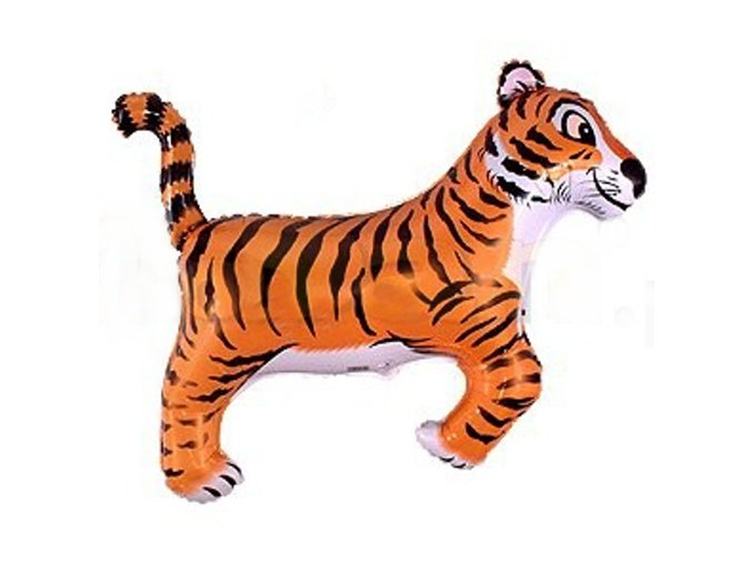 Balon foliovy Tygr 12901634