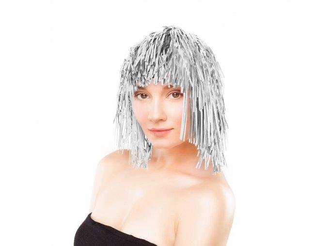 peruka srebrna