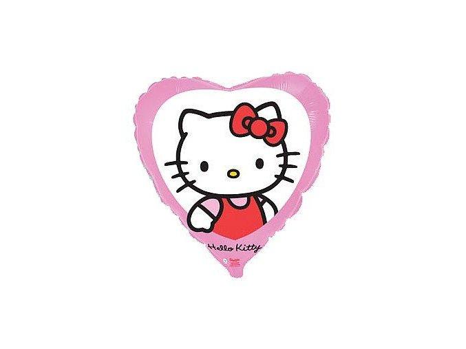 balon hel hello kitty