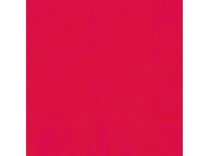 serwetki papierowe czerwone 20 szt