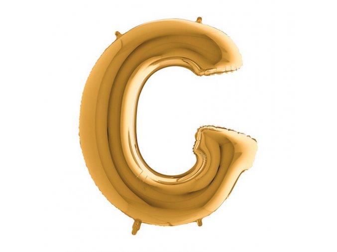 262G Letter G Gold