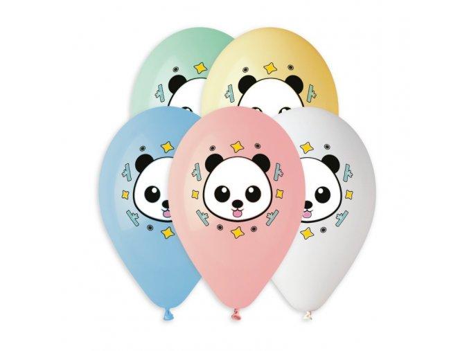 panda multicolour 861