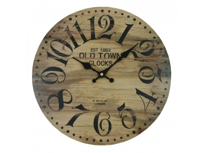 nastenne hodiny old town