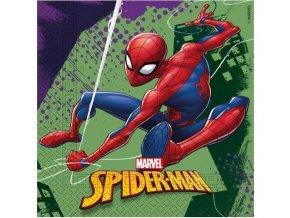 serwetki papierowe spiderman team up rozm 33 x