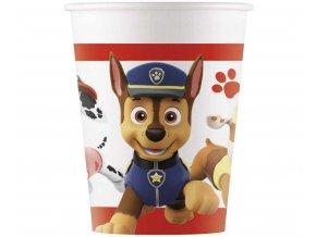 kubeczki papierowe psi patrol poj 200ml 8 szt