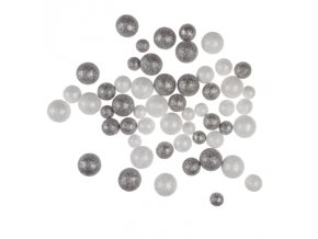foam balls with glitter 56528