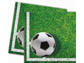serwetki football party 33x33 cm 20 szt