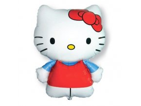 0009843 foliovy balonek hello kitty 60 cm 510