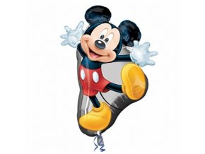 Balon foliovy Mickey postavicka 552637301