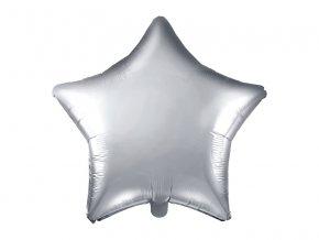 balon srebrna gwiazda
