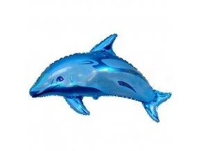 Balon foliovy Delfin 12901546