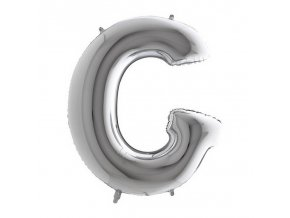 269S Letter G Silver
