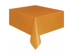 Ubrus plastovy Pumpkin Orange 105097
