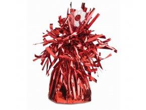 czerwony ciezarek do balonow