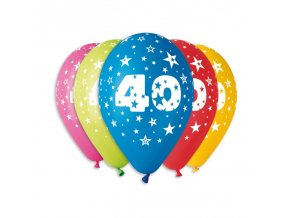 40 stars