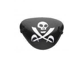 opaska pirata na oko