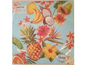 serwetki papierowe paradise 33x33cm 12 szt
