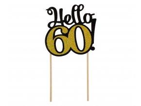 dekoracja 60 urodziny