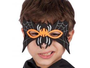 Maska netopýr dětská