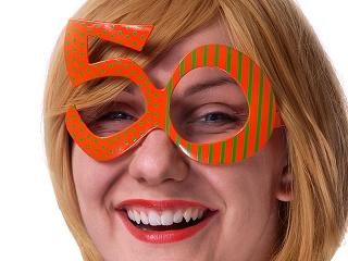 "Brýle ""50"""