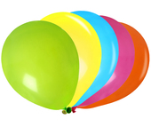 Balonky mix barev 50 ks