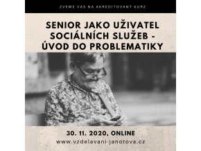 Kurz senior Online Listopad 2020