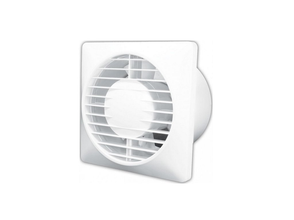 Ventilátory do koupelen Klimatom