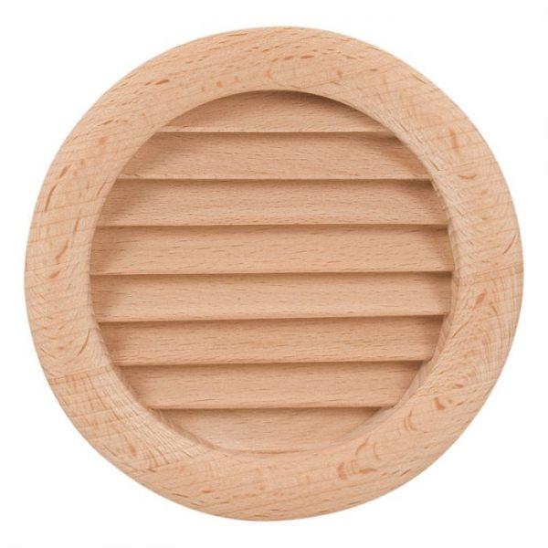 Ventilační mřížky dřevěné
