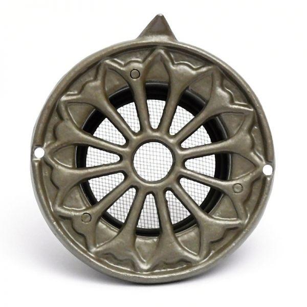 Ventilační mřížky kruhové