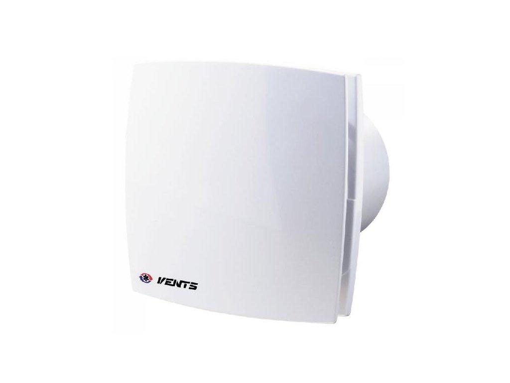Ventilátor do koupelny Vents 150 LDTL ložiska, doběh