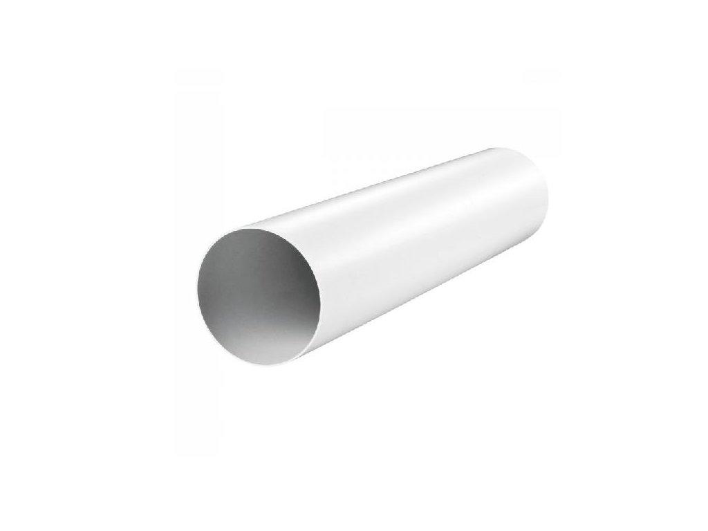 Vzduchotechnické potrubí ventilační 125/ 50 cm PVC