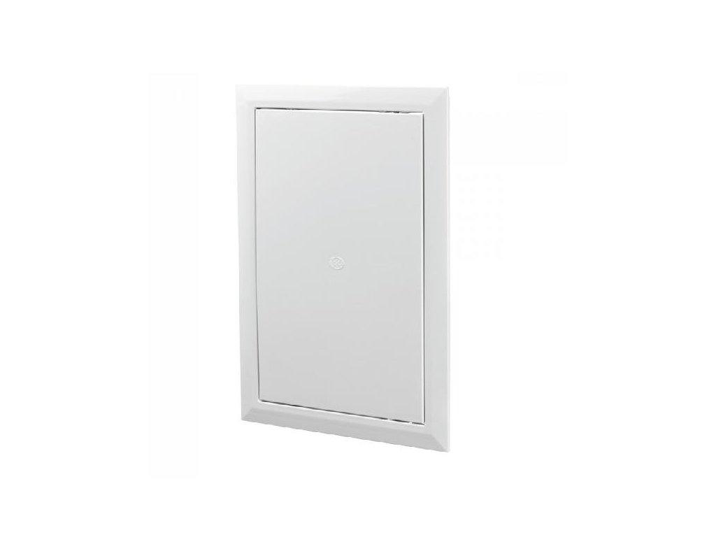 Revizní dvířka 400x600 D plastová bílá