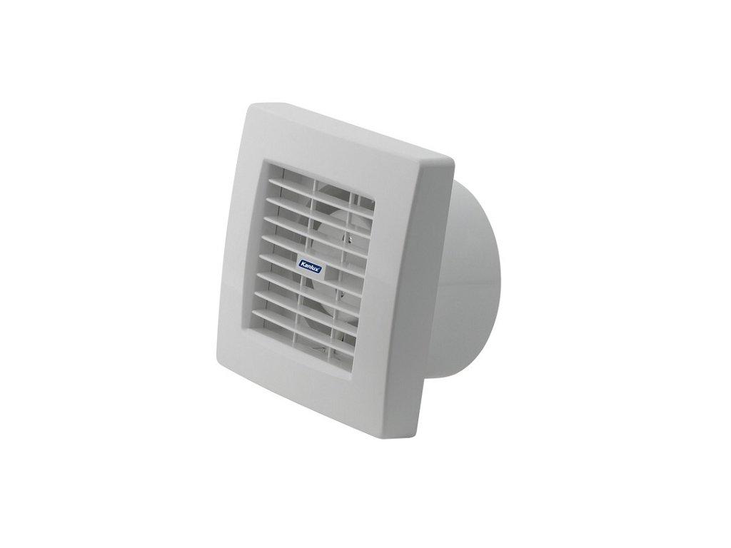 Ventilátor Kanlux TWISTER AOL120B