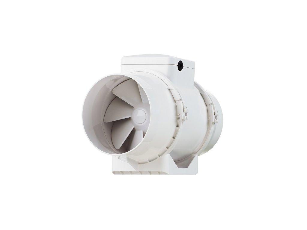 Potrubní ventilátor Vents TT 125 T časový spínač