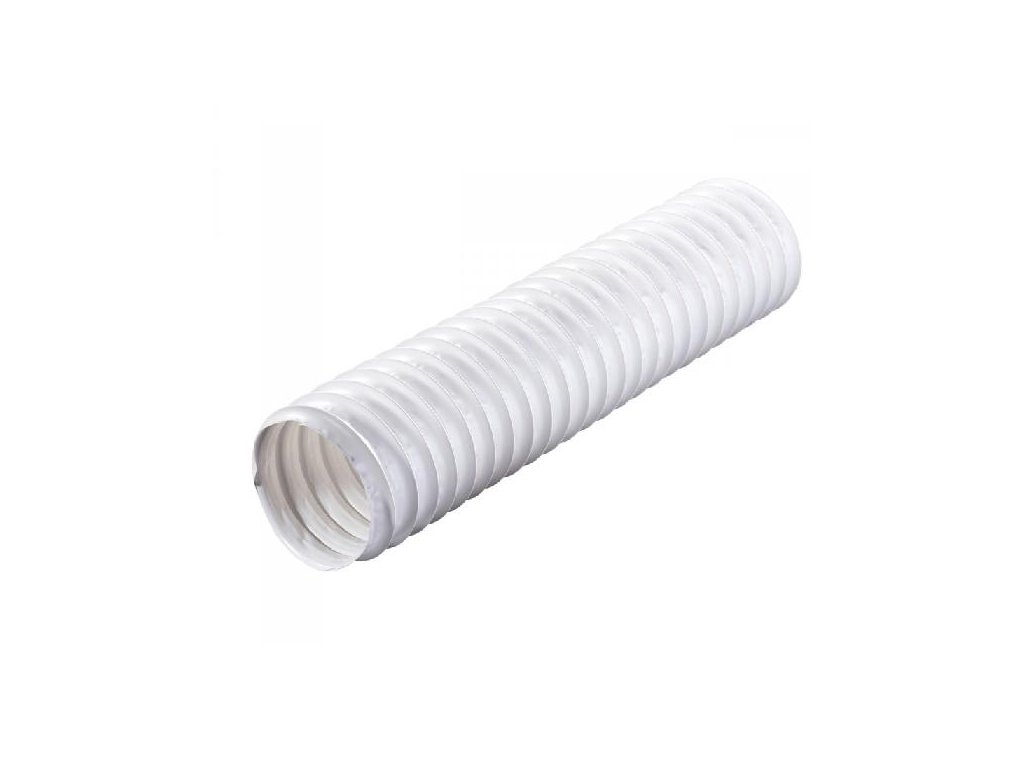 Ventilační potrubí kruhové flexo PVC 102/6 m