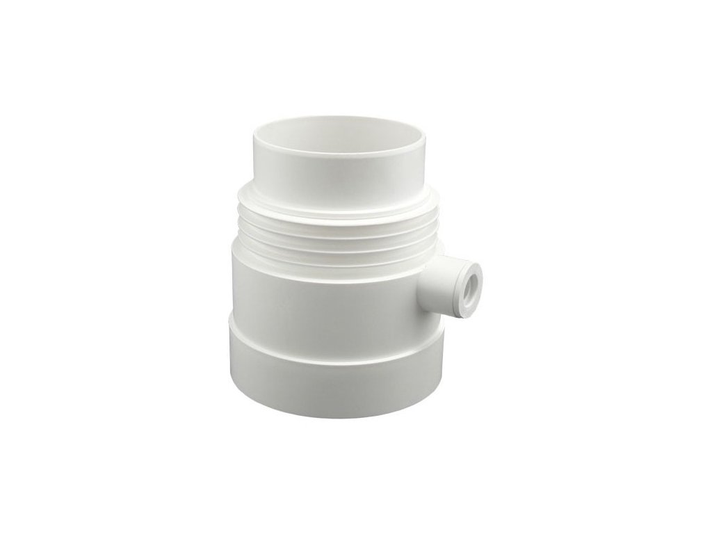 Kondenzační jímka PVC průměr 125 a 150 mm