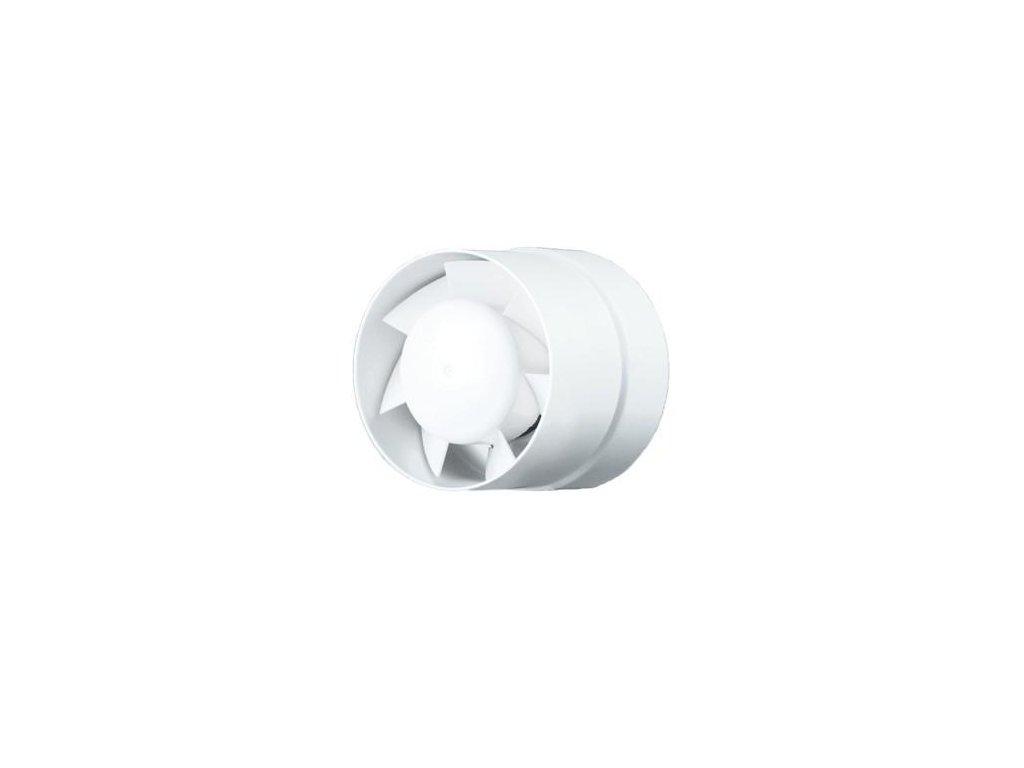 Potrubní ventilátor Vents 125 VKO L Turbo ložiska, vyšší výkon