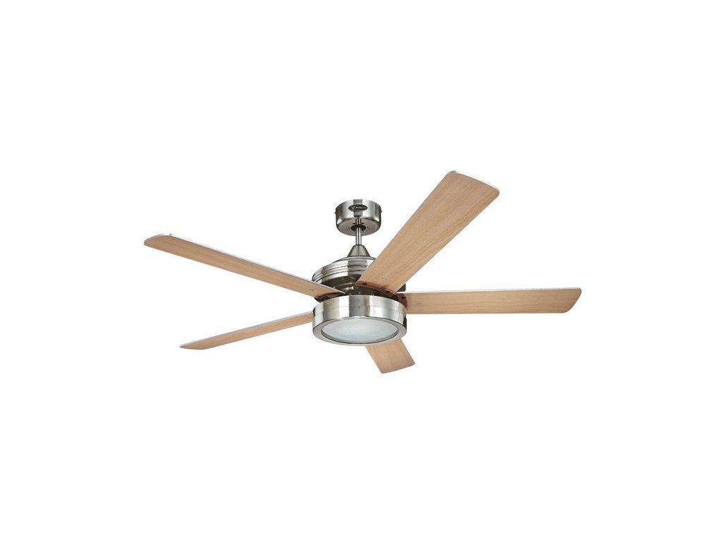 Stropní ventilátor s osvětlením Westinghouse 78545 Hercules
