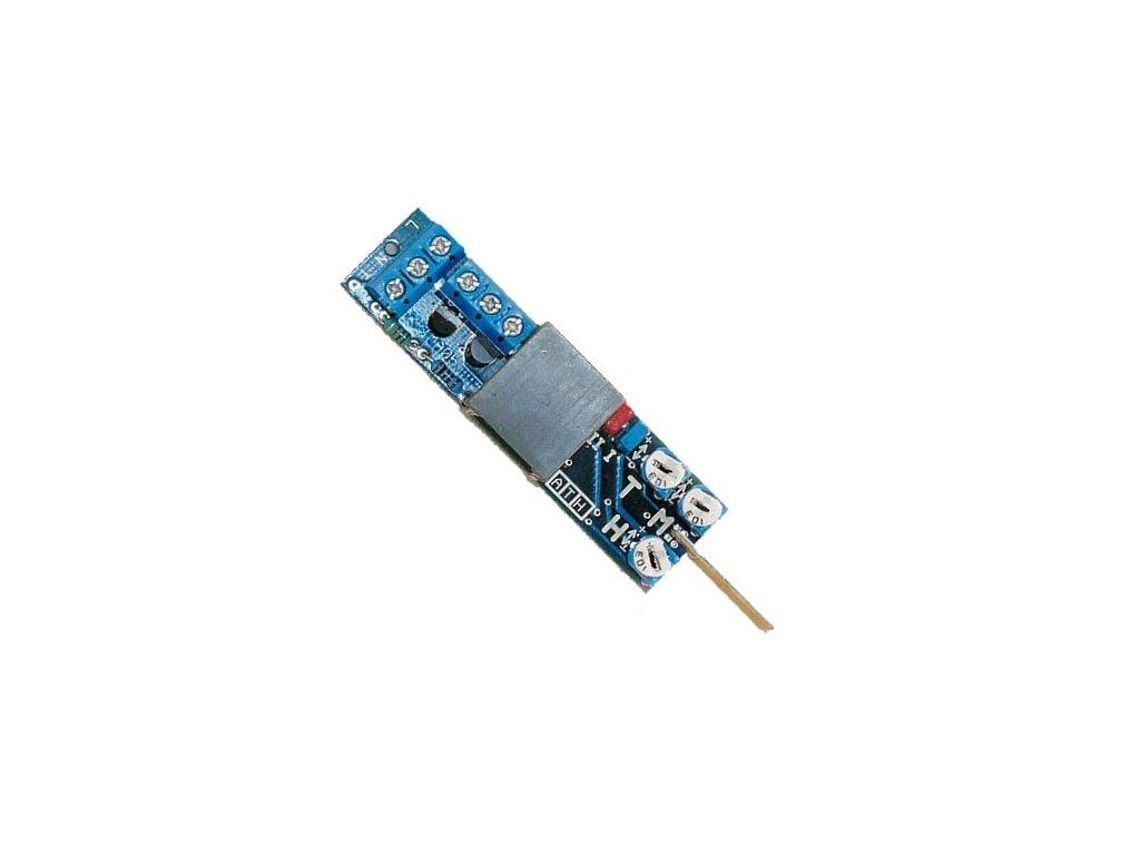 Elektronika PRIMO H - regulace otáček, časový spínač, hygrostat