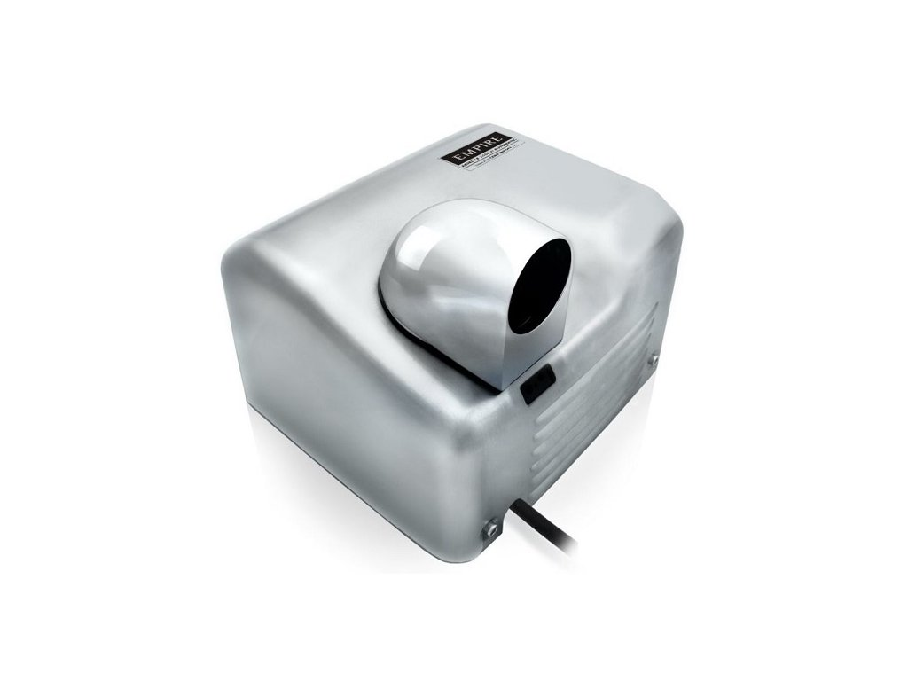 Elektrický osoušeč rukou EMPIRE ARIEL SF 2400 W AUTOMATIC, matná nerez