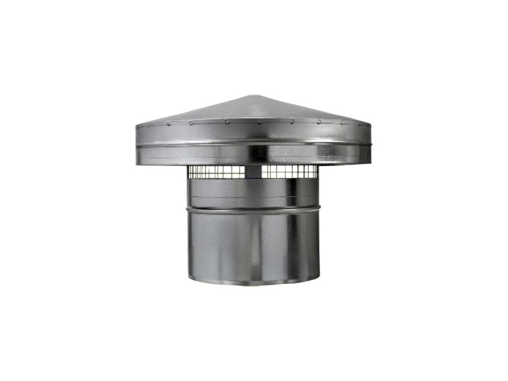 Ventilační stříška PS 100