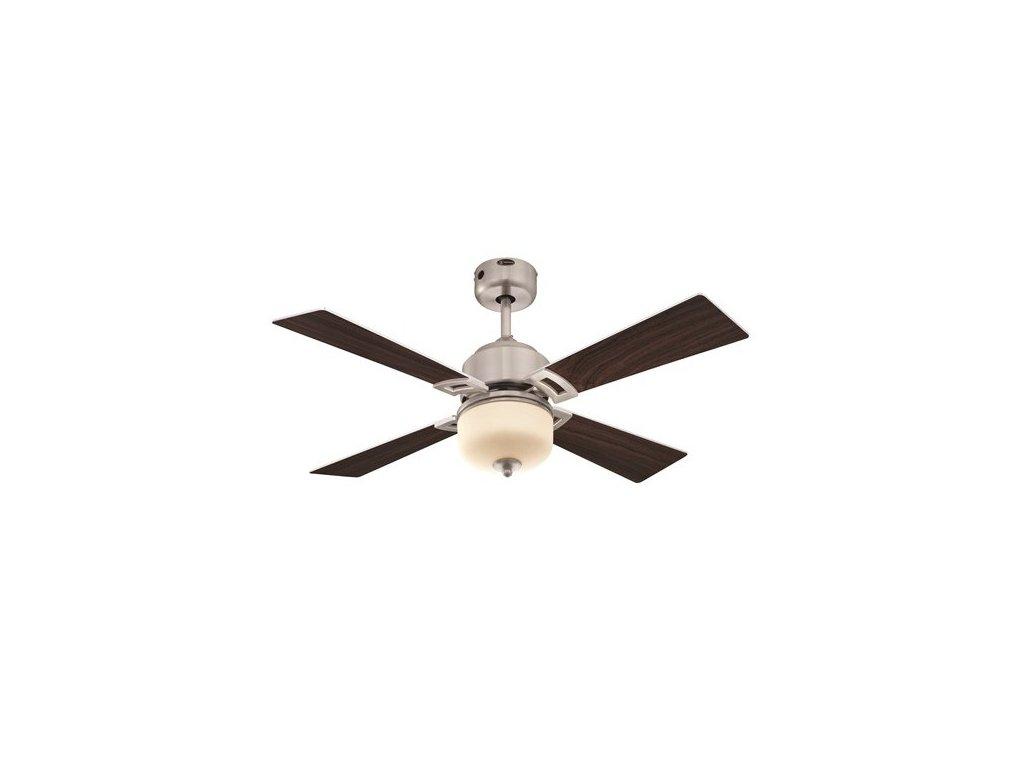 Stropní ventilátor s osvětlením Westinghouse 78010 Athena