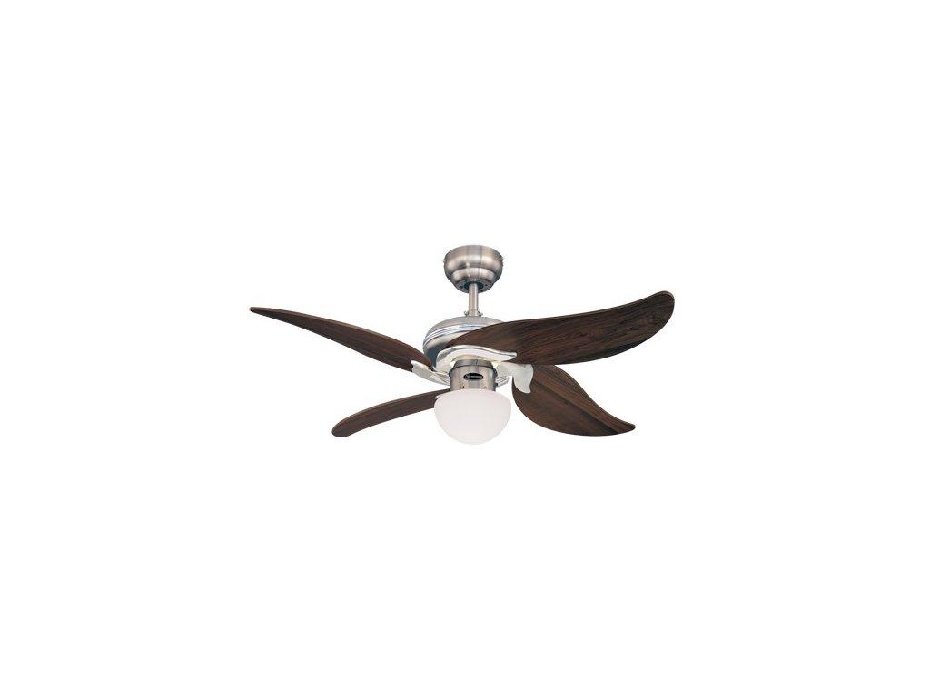 Stropní ventilátor s osvětlením Westinghouse 72368 Jasmine