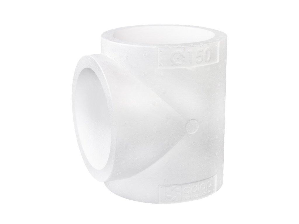 Izolace ventilační tvarovky T 150 mm