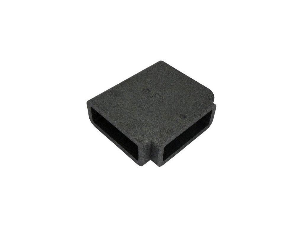 Izolace ventilační tvarovky T 204x60 mm