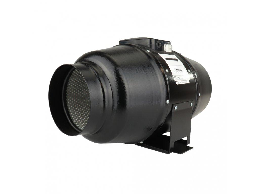 Potrubní ventilátor Dalap AP 100 Quiet se sníženou hlučností