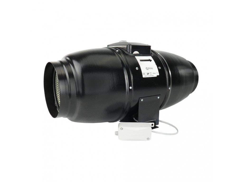 Potrubní ventilátor Dalap AP 160 Quiet se sníženou hlučností